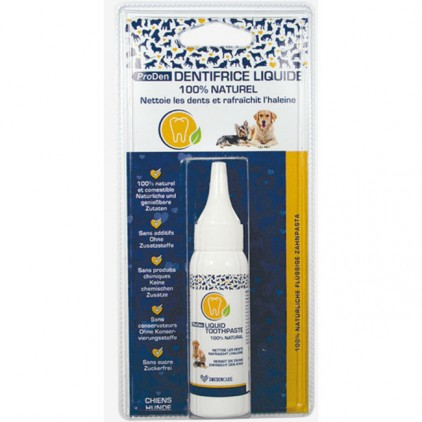 Dentifrice liquide - ProDen