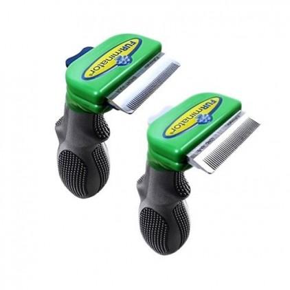 Brosse Furminator Small anti mue