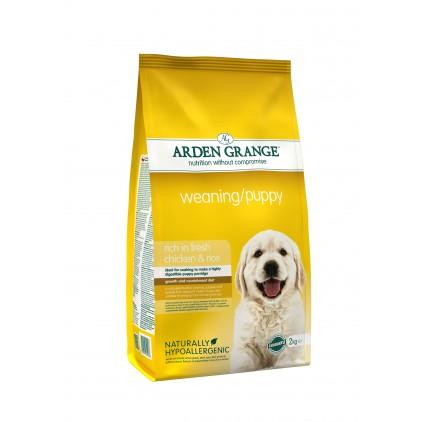 Croquettes Sevrage / Puppy Arden Grange 2kg