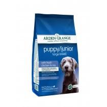 Croquettes Puppy / Junior Grande 2kg Race Arden Grange