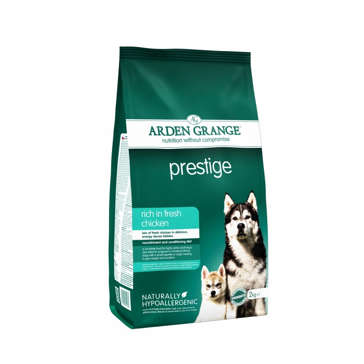 Croquettes Adulte Prestige 2kg Arden Grange