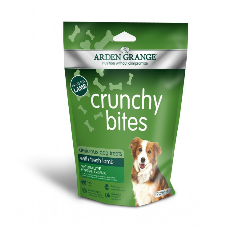 "Biscuits croquants ""Crunchy Bites"" Agneau"