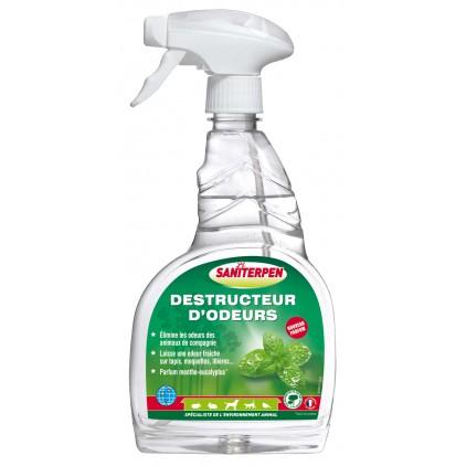 Destructeur d'odeurs spray Saniterpen