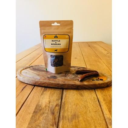 Friandises Bouchées de saucisse au curcuma Rattle & Reward