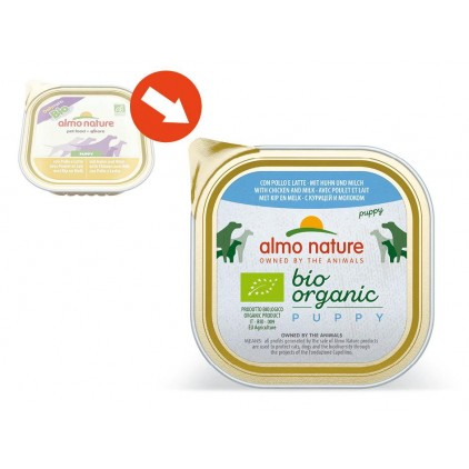Bio Organic Puppy Almo Nature