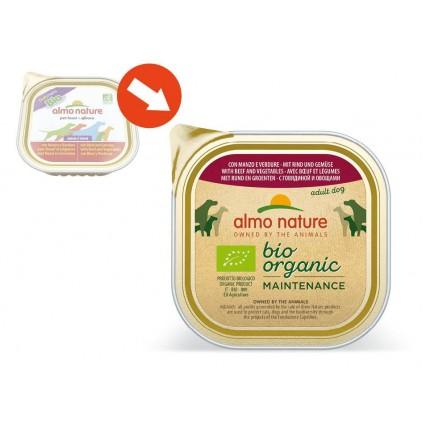 Bio Organic Almo Nature Maintenance changement de gamme
