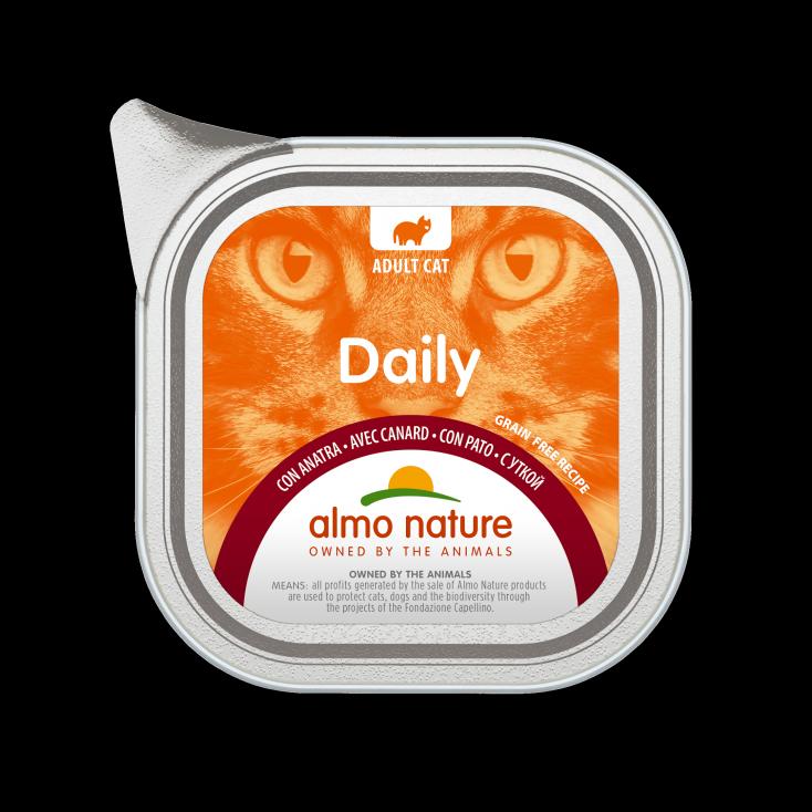Daily Grain Free Canard -100g