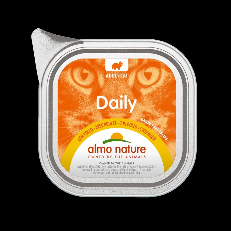 Daily Grain Free Poulet -100g