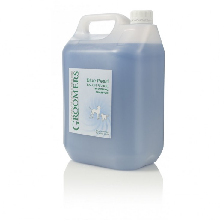 Shampoing pour poils blancs 5l Groomers