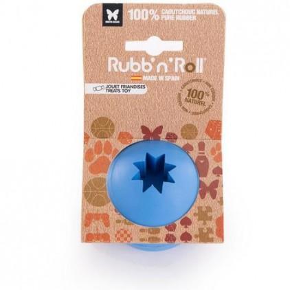 Balle distributeur friandises Rubb'n'Roll