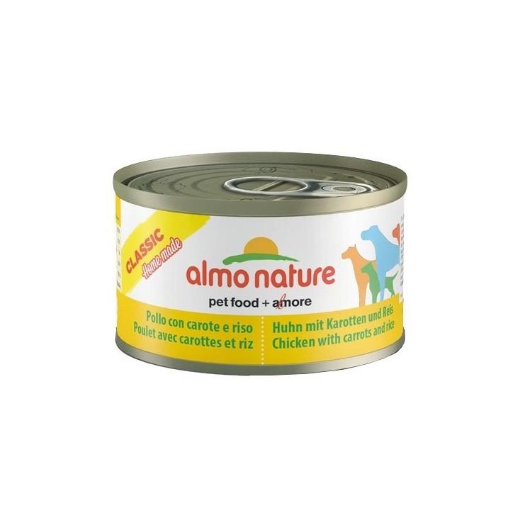 Boite HFC Natural chien classic 95g Almo Nature