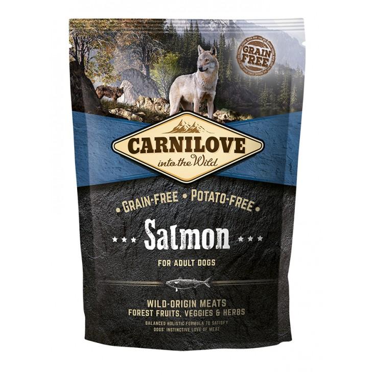 Croquettes au saumon Carnilove