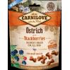 """Bouchées croquantes """"Crunchy Snack"""" Carnilove autruche"""