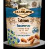 """Bouchées croquantes """"Crunchy Snack"""" Carnilove saumon"""
