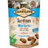 "Friandises moelleuses ""Soft Snack"" Carnilove sardines & ail"