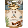 """Friandises moelleuses """"Soft Snack"""" Carnilove truite & aneth"""