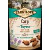 "Friandises moelleuses ""Soft Snack"" Carnilove carpe & thym"