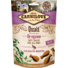 """Friandises moelleuses """"Soft Snack"""" Carnilove caille & origan"""