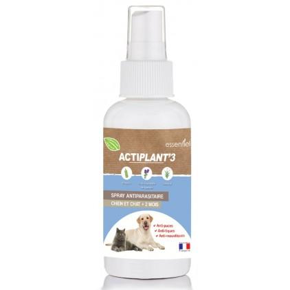 Spray antiparasitaire Actiplant'3 Laboratoire Agecom
