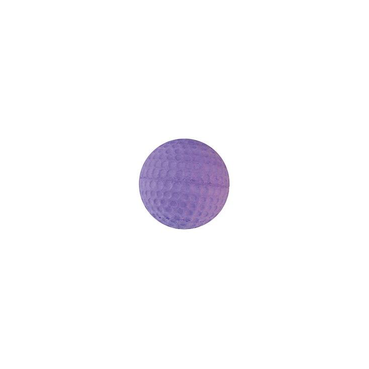 Balle Spécial chat Rubb'N Cat violet