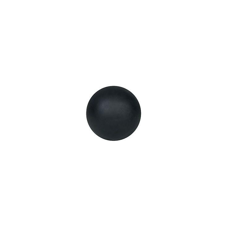 Balle Extrêmement résistante pour chiens Rubb'N Black