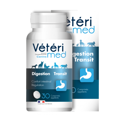 Digestion & Transit Vétérimed
