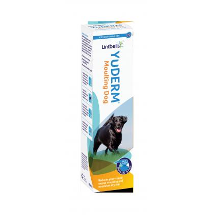 YuDERM Anti mue pour chiens (YuMEGA) Lintbells