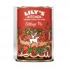 Pâtée en boites pour chiens Lily's Kitchen cocotte boeuf carottes
