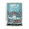 Pâtée en boites pour chiens Lily's Kitchen poisson