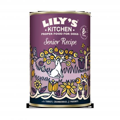 Pâtée pour chiens séniors Lily's Kitchen