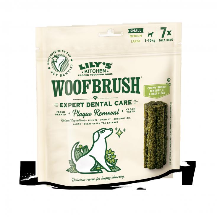 Sticks à mâcher Woofbrush Lily's Kitchen Small