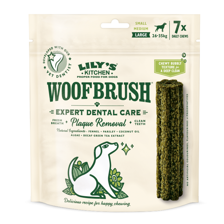 Sticks à mâcher Woofbrush Lily's Kitchen Large