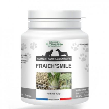 Poudre dentaire Floralpina