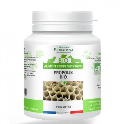 Propolis Bio en poudre Floralpina
