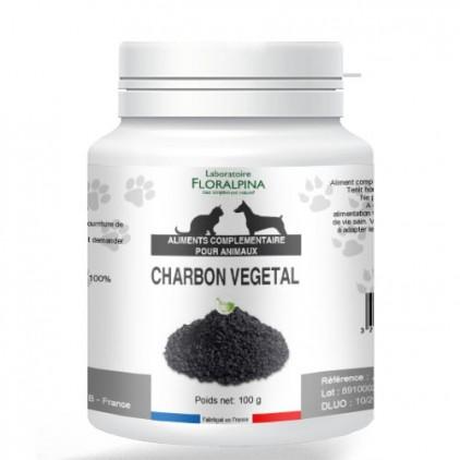 Poudre de charbon végétal Floralpina