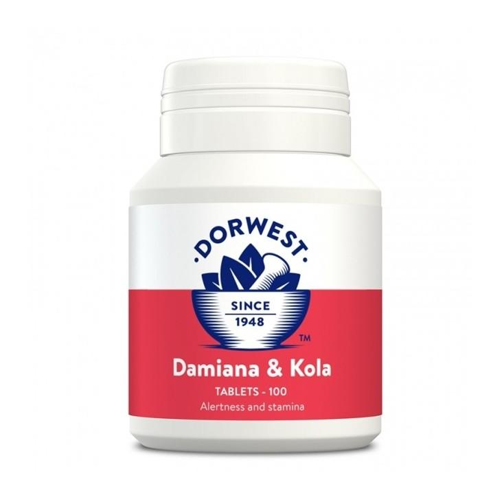 Damiana et Kola Dorwest