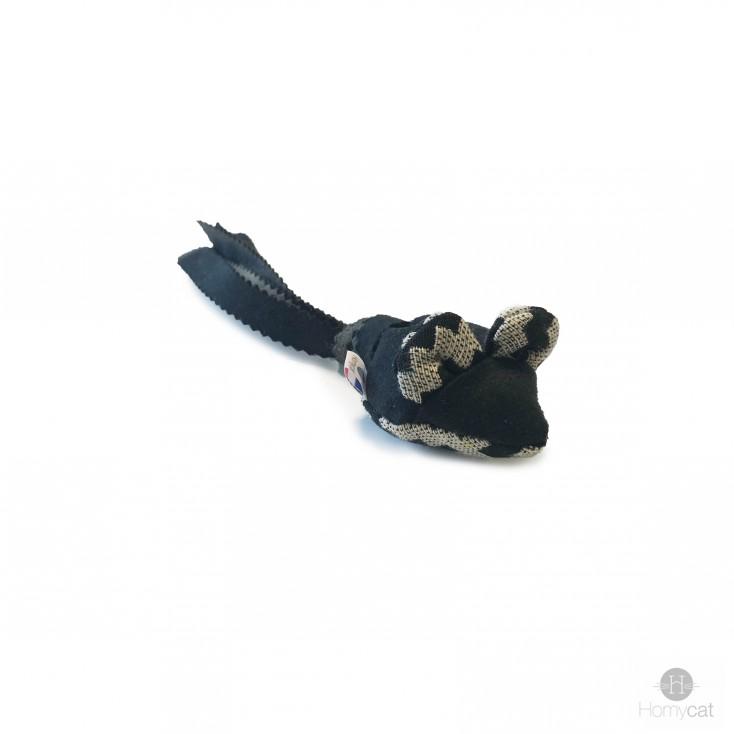 Jouet souris pour chats Homycat Noir B2
