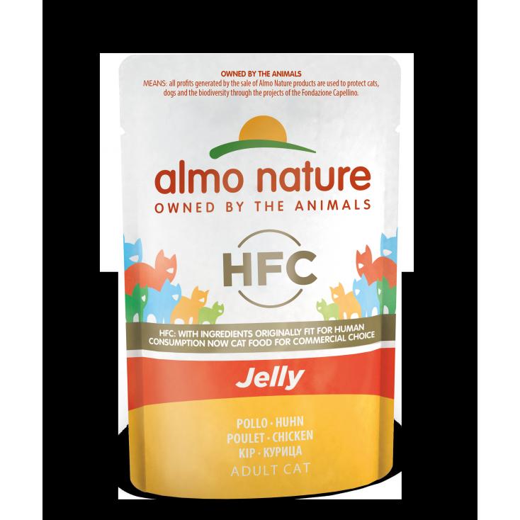HFC Jelly poulet