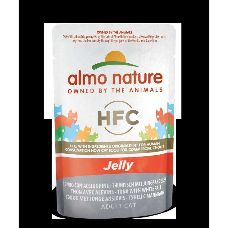 HFC Jelly Thon & alevins
