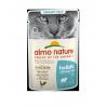 Sachet fraicheur Fonctionnel Urinary Support pour chats poulet - Almo Nature