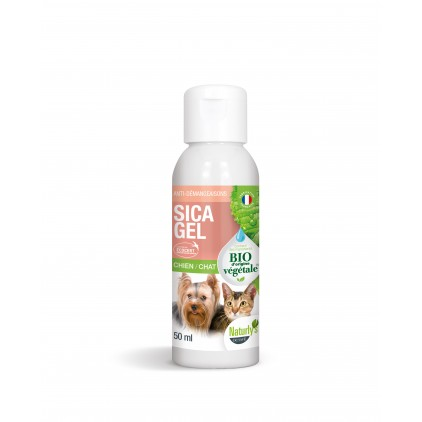 Sica gel cicatrisant chiens ou chats Bio Naturly's