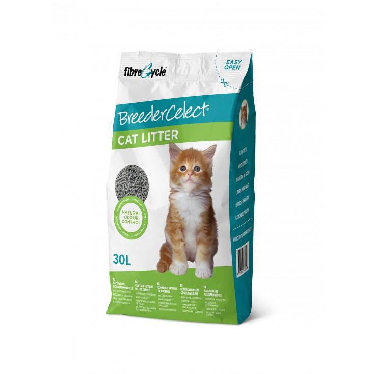 Litière pour chats Breeder's Celect Octave 30L