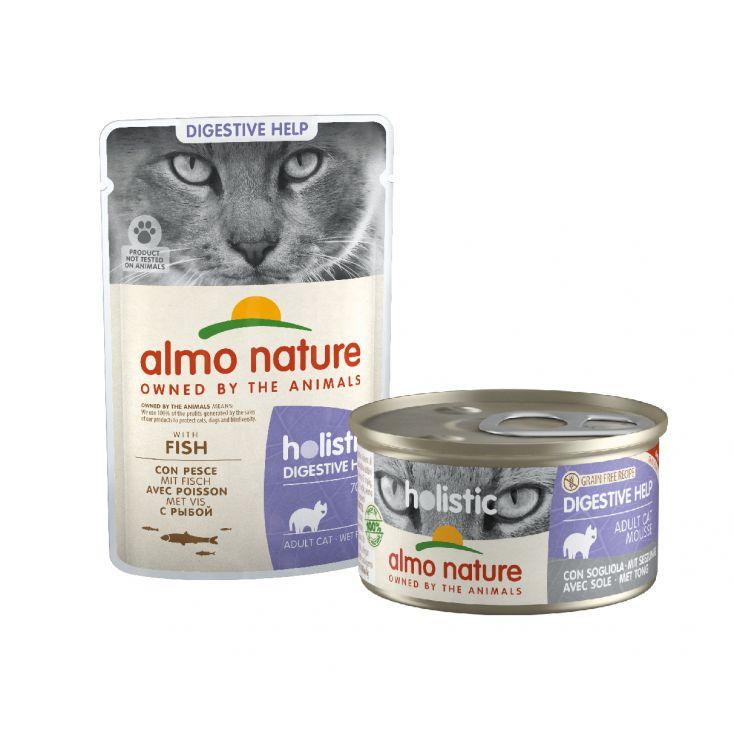 Pâtée Holistic Digestive Help Almo Nature