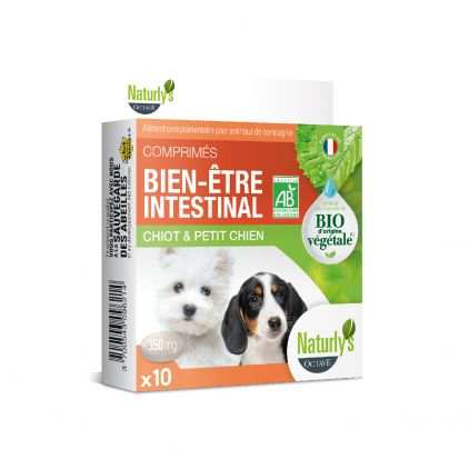 Vermifuge naturel chiens ou chats Bio Naturly's