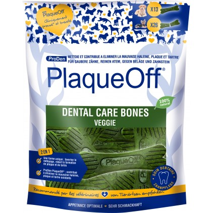 Dental care bones veggie ProDen PlaqueOff