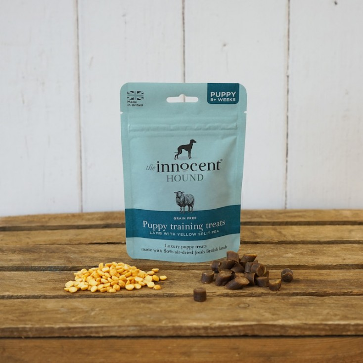 Friandise pour chiot éducative The Innocent Hound