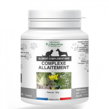 Complexe allaitement poudre Floralpina 100g