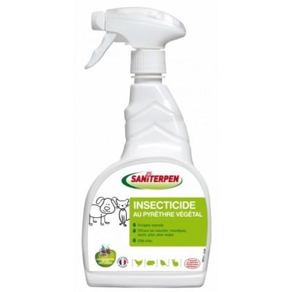Insecticide au Purèthre végétal Ecocert