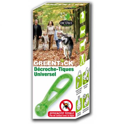 Pince à tiques Greentick Octave