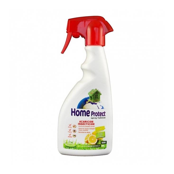 Spray antiparasitaire habitat Home protect